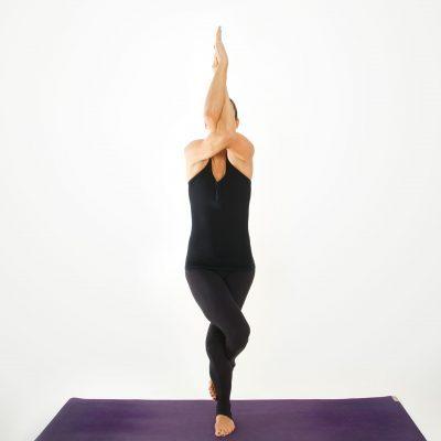 Yoga Asana I ADLER I myyogaflows