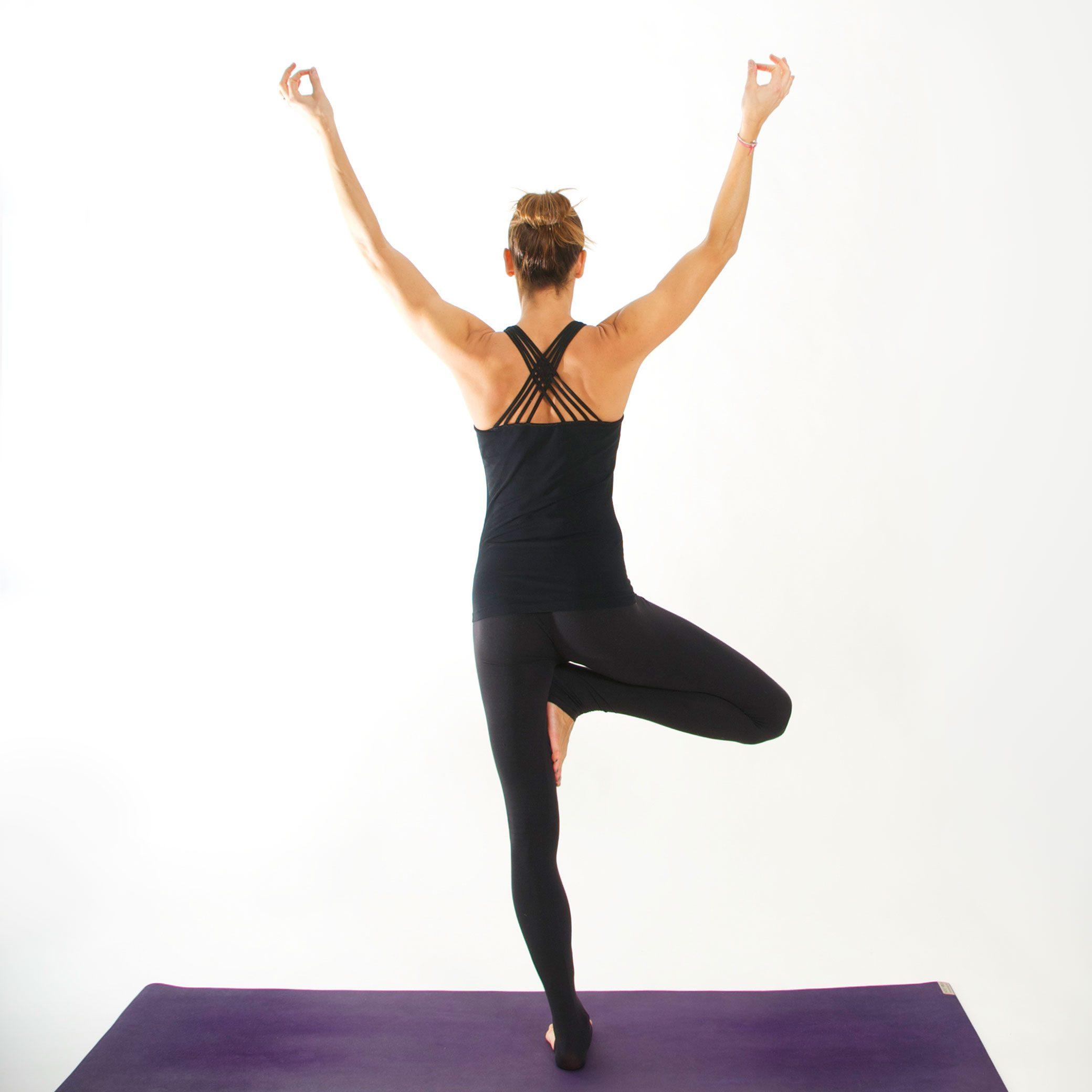 Yoga Asana I BAUM I myyogaflows