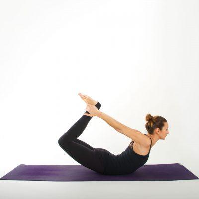 Yoga Asana I BOGEN I myyogaflows