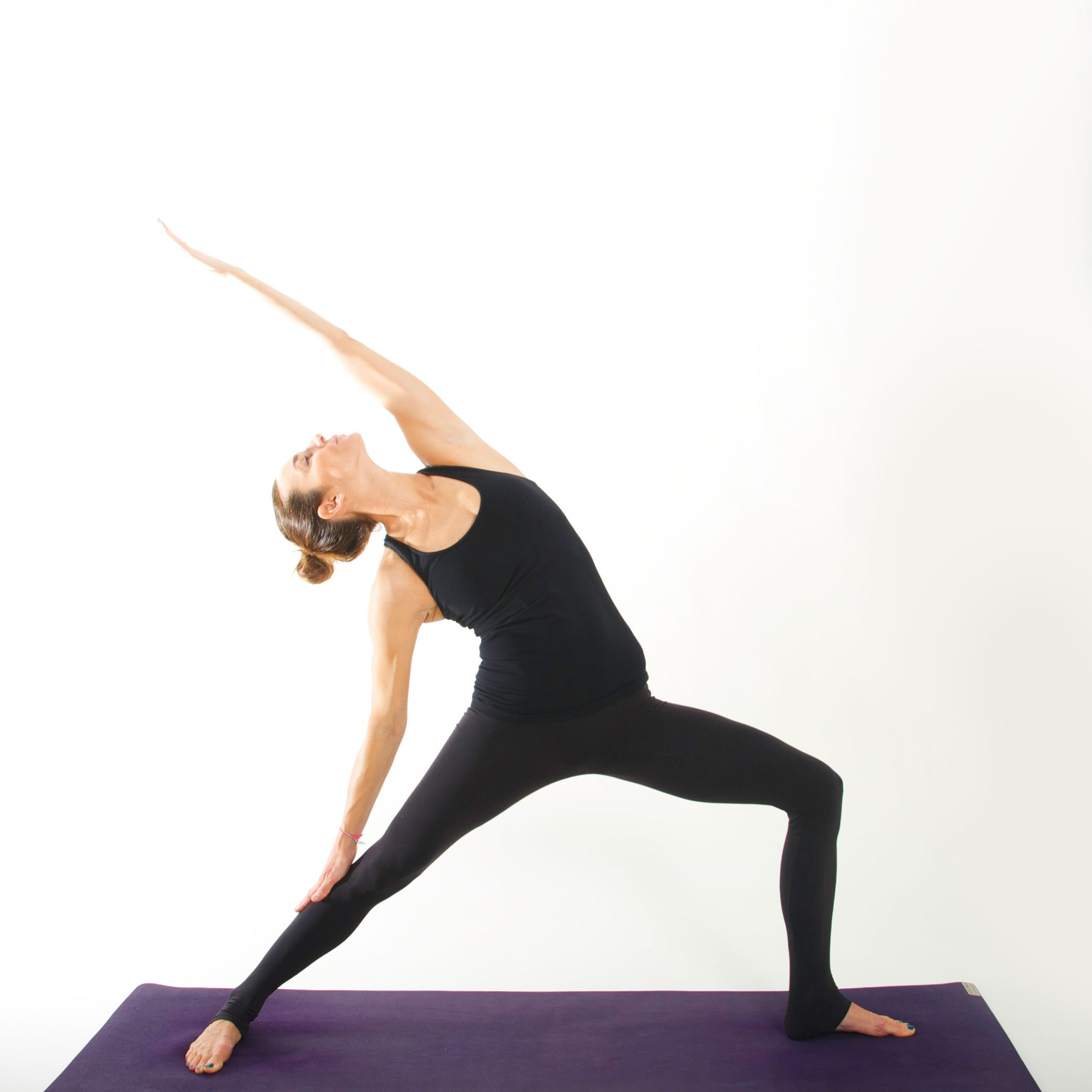 Yoga Asana I FRIEDLICHER KRIEGER I myyogaflows