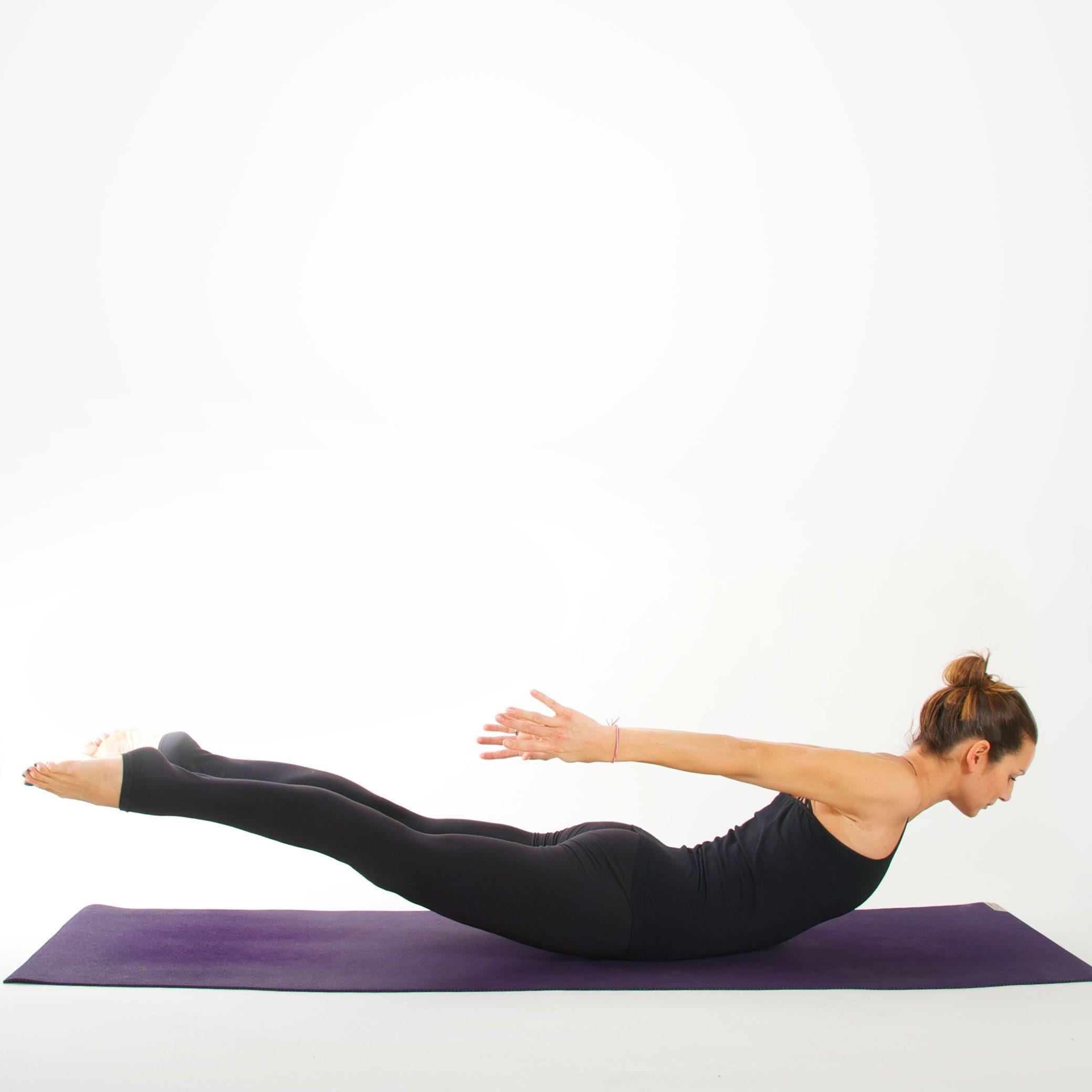Yoga Asana I HEUSCHRECKE I myyogaflows