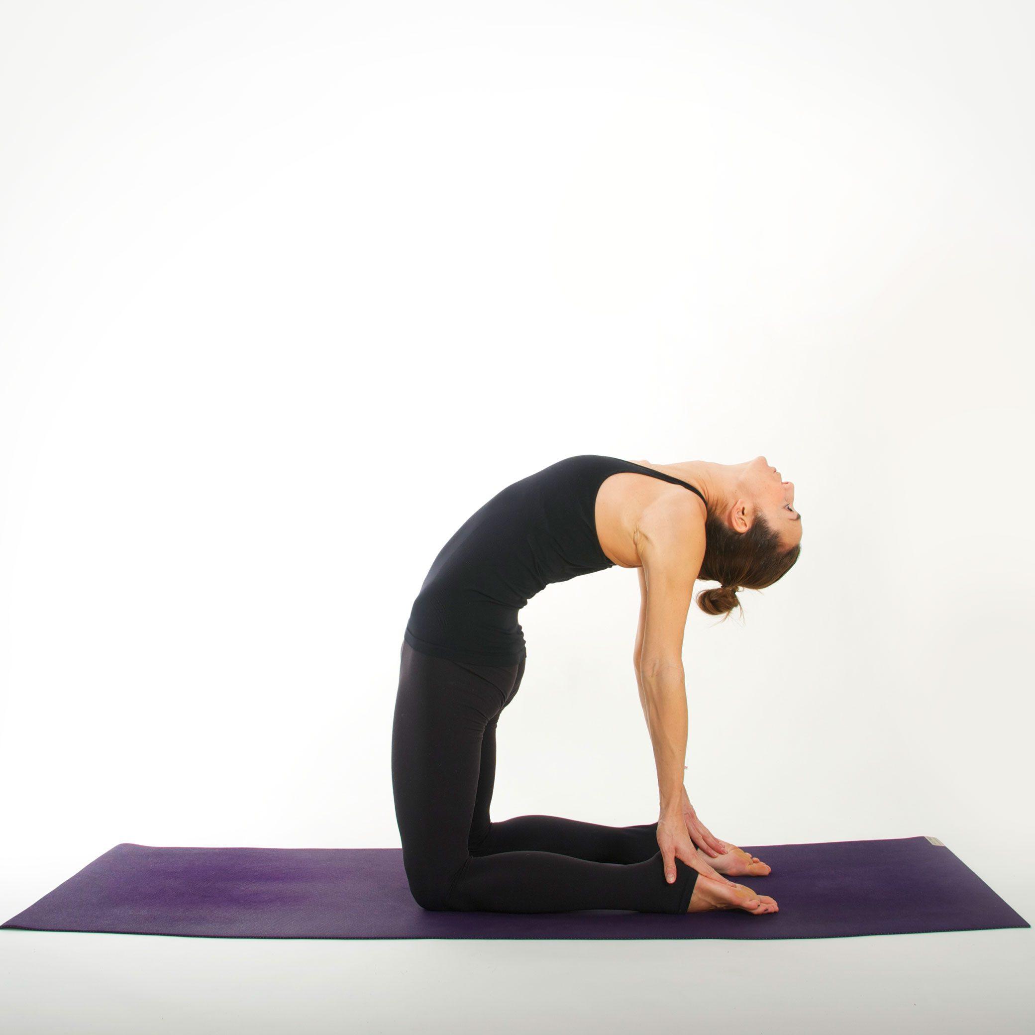 Yoga Asana I KAMEL I myyogaflows