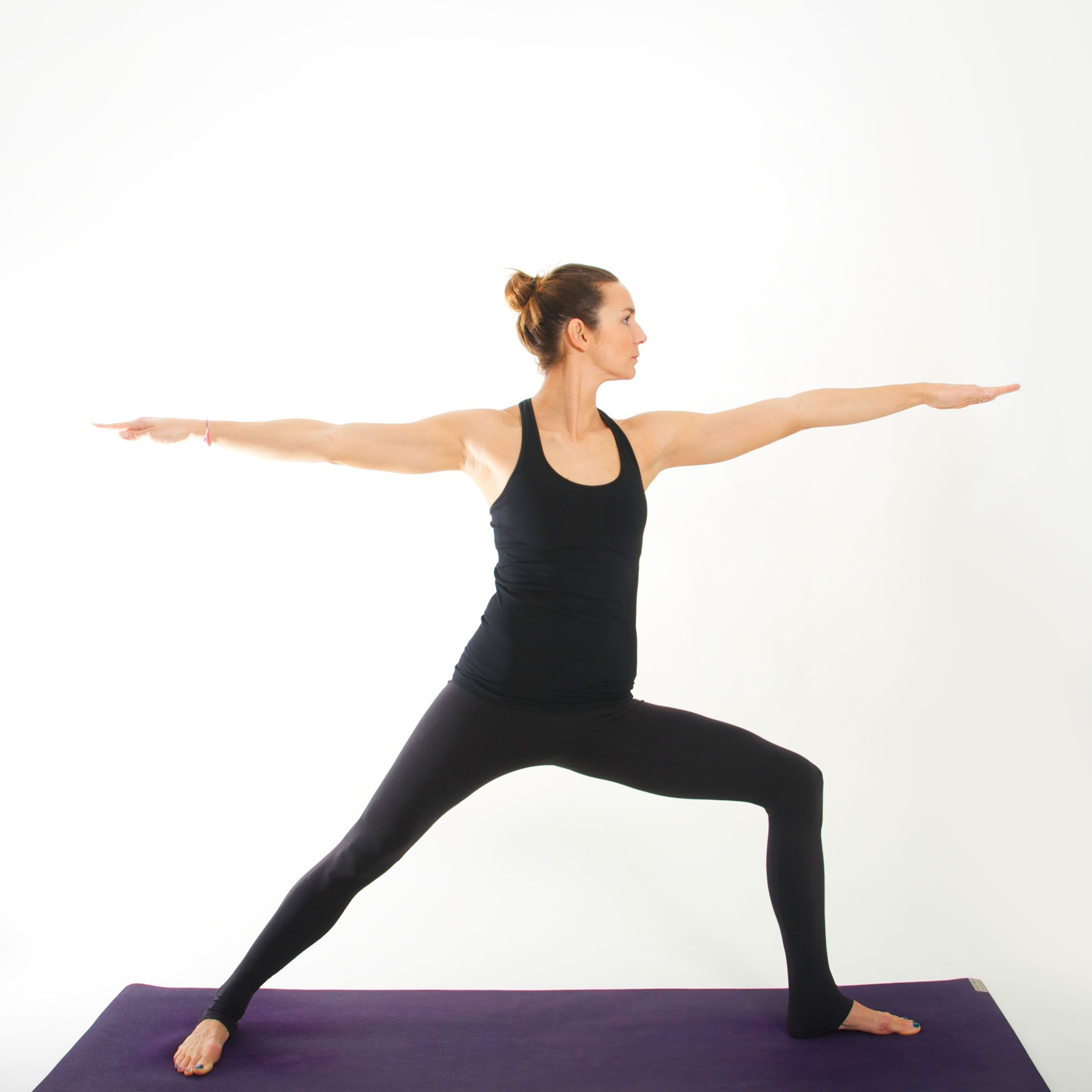 Yoga Asana I Warrior II I myyogaflows