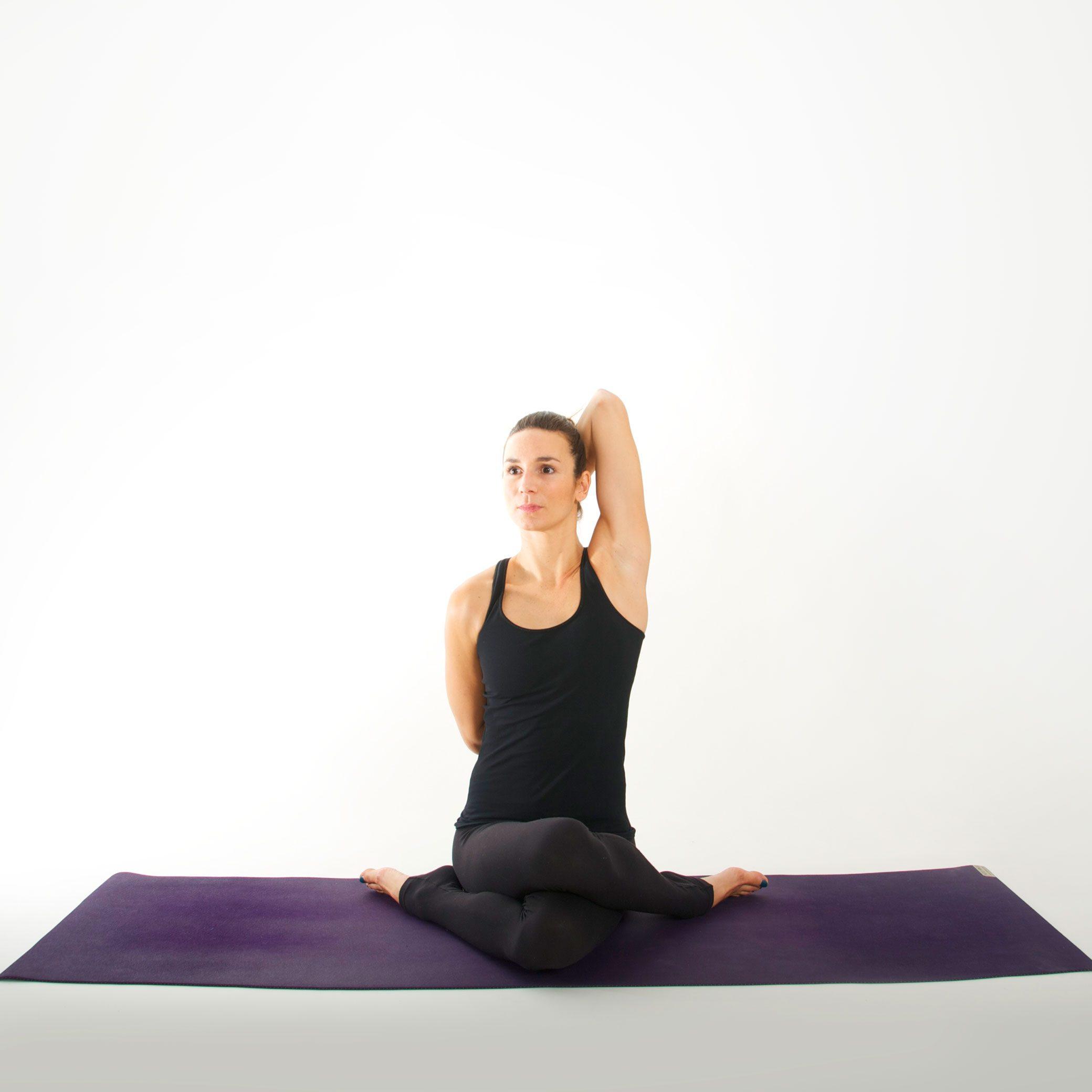 Yoga Asana I KUHGESICHT I myyogaflows
