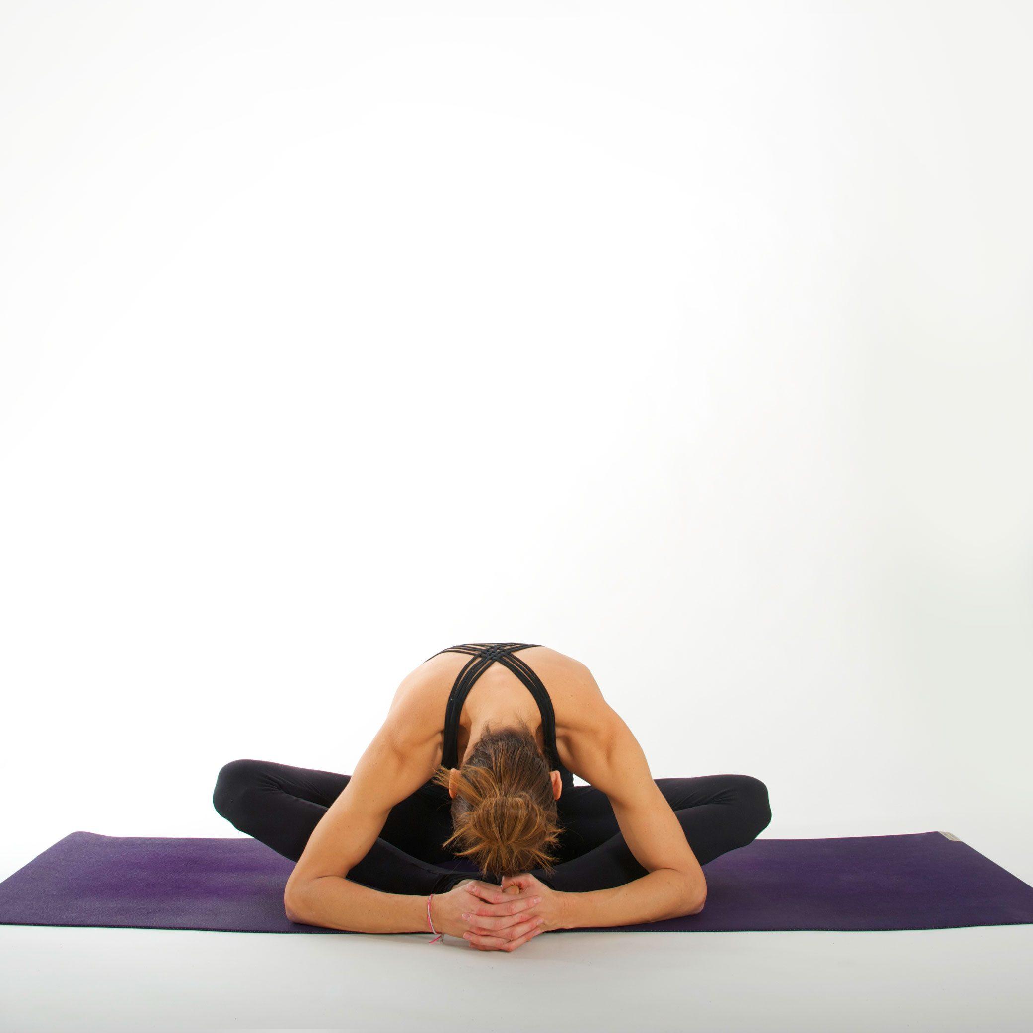 Yoga Asana I SCHMETTERLING I myyogaflows