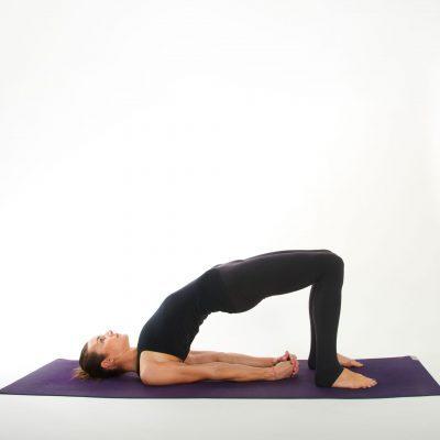 Yoga Asana I SCHULTERBRÜCKE I myyogaflows