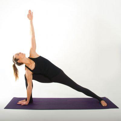 Yoga Asana I SEITLICHER WINKEL I myyogaflows