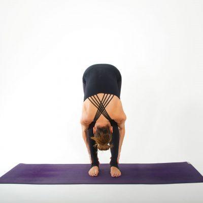 Yoga Asana I STEHENDE VORBEUGE I myyogaflows