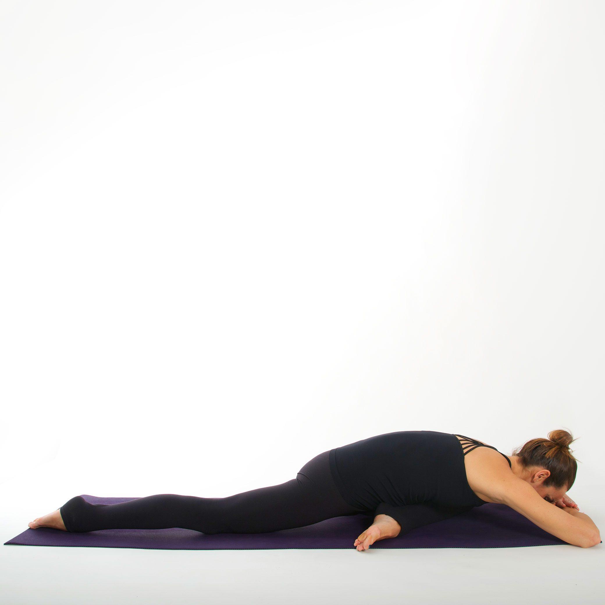 Yoga Asana I TAUBE I myyogaflows